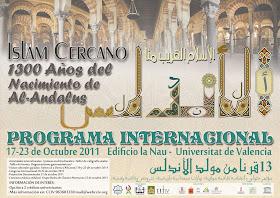 """Congreso Internacional: """"EL ISLAM CERCANO: 1.300 años del nacimiento de al-Andalus"""""""