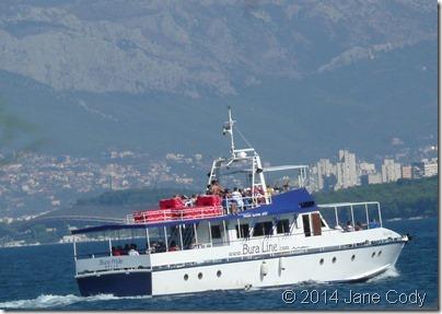 Croatia Online Bura Line