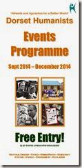 DH Programme Oct - Dec 2014