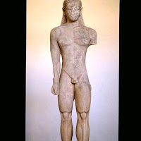 05.- Kouros de Cabo Sounion