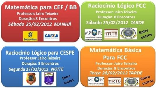 Matemática - Jairo Teixeira