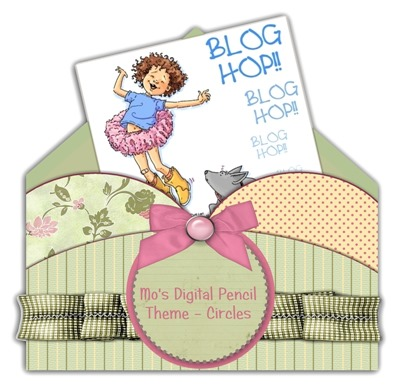 Blog Hop-circles September