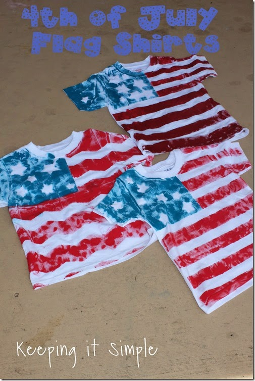 4th-of-July-Flag-shirts #4thofJuly