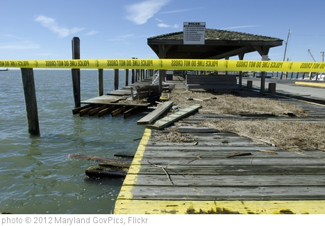 'Hurricane Sandy Crisfield' photo (c) 2012, Maryland GovPics - license: http://creativecommons.org/licenses/by/2.0/
