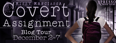 {Review+Giveaway} Covert Assignment by Missy Marciassa