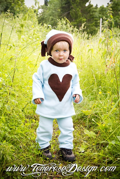 photoshoot håndsydde barneklær