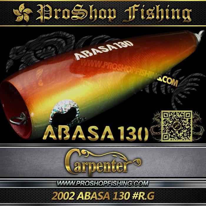carpenter 2002 ABASA 130 #R.G.5