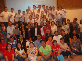 Web Accessibility Forum participants together with MCCID College students