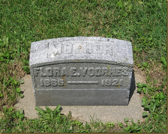 Mother - Flora E. Voorhes