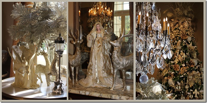 Christmas Inessa Stewart Antiques Decorations