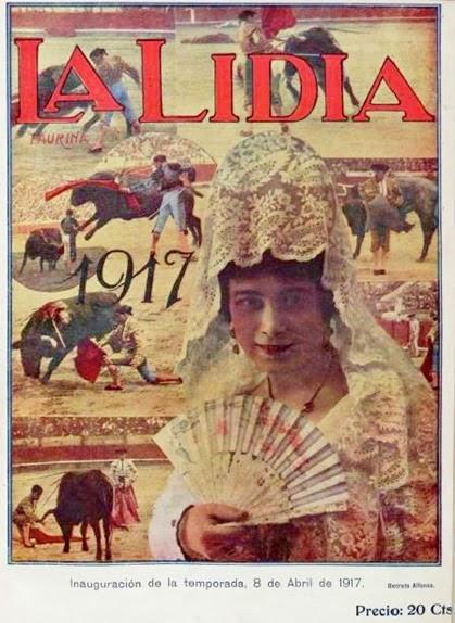 1917-04-09 (Portada de la Lidia) (2)