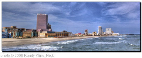 'Atlantic City Coastline' photo (c) 2008, Randy Kline - license: http://creativecommons.org/licenses/by-nd/2.0/