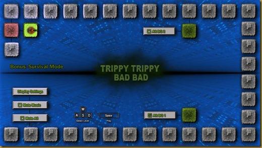Trippy Trippy Bad Badタイトル