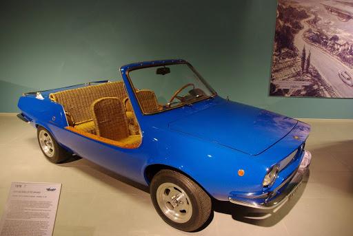 Fiat 850 Shellette (1976)