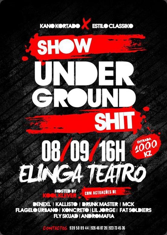 Show Underground Shit