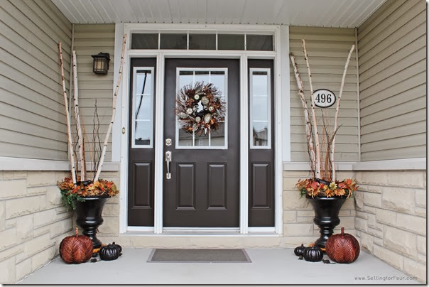 Setting for Four: Fall Home Tour {2013} and a $1,500 Giveaway
