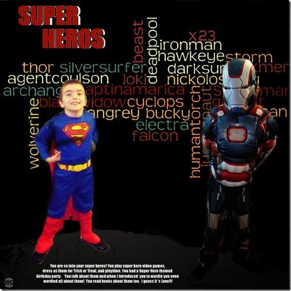 Super Heros-web