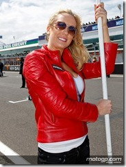 Paddock Girls Iveco Australian Grand Prix 16 October 2011 Phillip Island Australia (25)