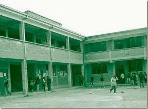Colegios de El Alto