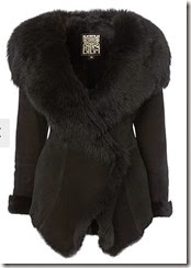 Biba Limited Edition Shearling Jacket