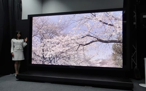 Japón revoluciona la industria digital con transmisiones 8K