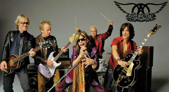 Aerosmith - Divulgação