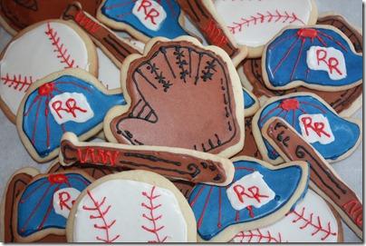 Baseball Cookies 043