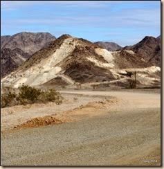 American Girl Mining area dead ahead.