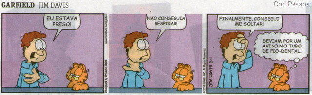 Garfield, Jim Davis