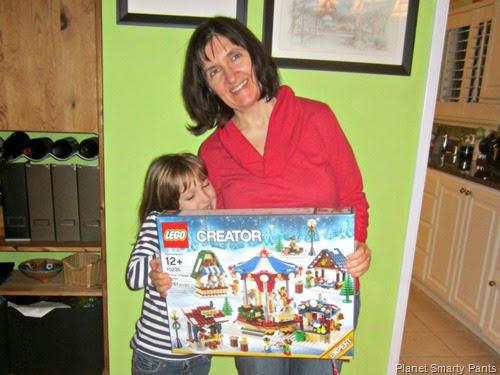 Lego-Present