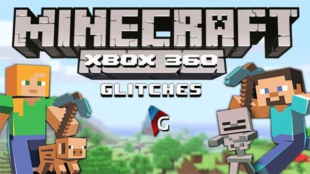 Minecraft Xbox Glitches Cheats Spass Und Spiele - Minecraft dinosaurier spiele