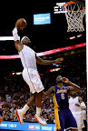 lebron james nba 130210 mia vs lal 10 LeBron Sets NBA Record of 6 Games with 30+ Points & 60+% FG