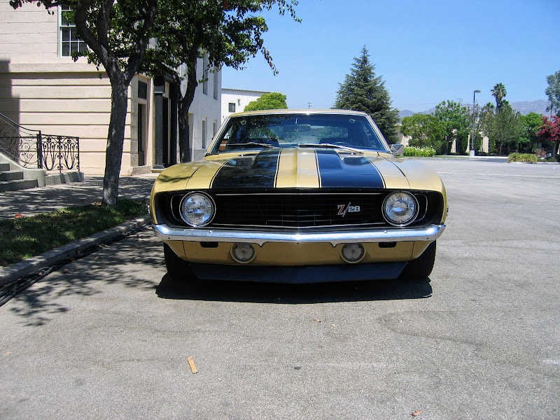 Rogue's 1969 Z28