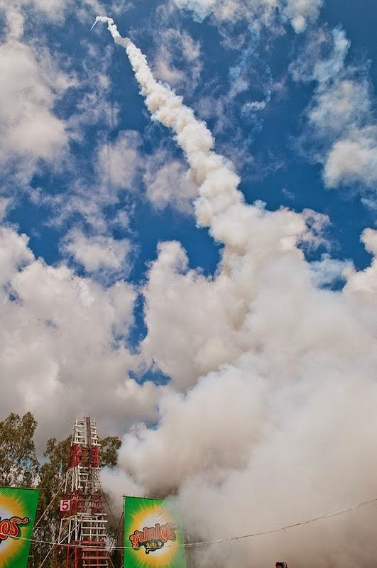 مهرجان الصواريخ تايلاند