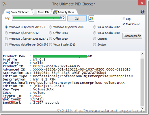The Ultimate PID Checker v1.2.0.606