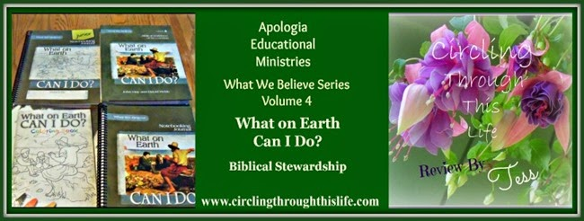 Worldview Curriclum Review from Circling Through This Life