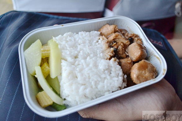 A taste of airasia philippines inflight caf the lost for Ala shanghai chinese cuisine