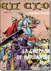 P00006 - El Cid - Libro  - La cruz