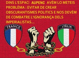 imperialistas francés e italian comentat