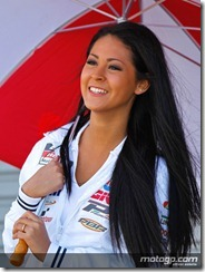 Paddock Girls Iveco Australian Grand Prix 16 October 2011 Phillip Island Australia (44)