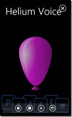 helium voice