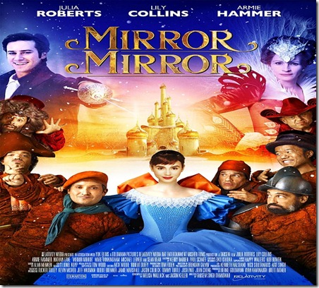 ดูหนังใหม่ Mirror Mirror จอมโจรสโนไวท์ กับ ราชินีบานฉ่ำ[Master]พากย์ไทย