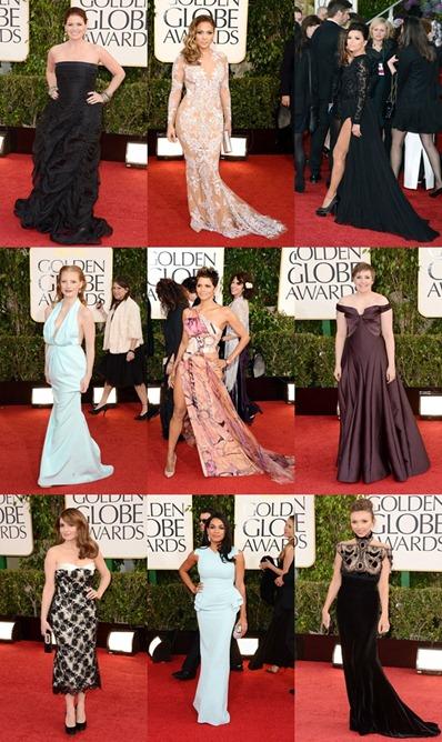 Golden Globes 13