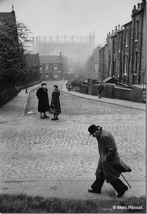England, Leeds, 1954.
