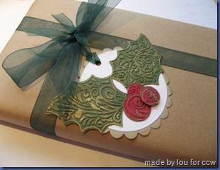 15 Nov Lou gift tags