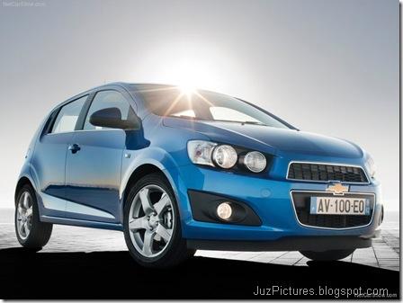 Chevrolet Aveo9