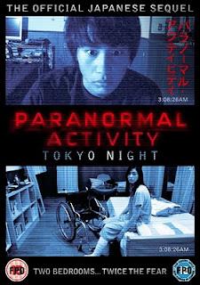 Poster de Actividad Paranormal 0 El Origen
