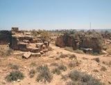 Teuchira (Tocra, Libia) - Muralla