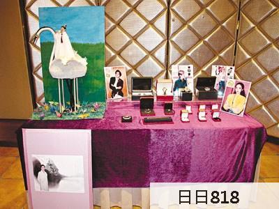 梅豔芳48歲冥壽生前飾物曝光 180粉絲齊悼念