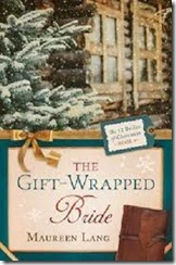 The gift wrapped bride
